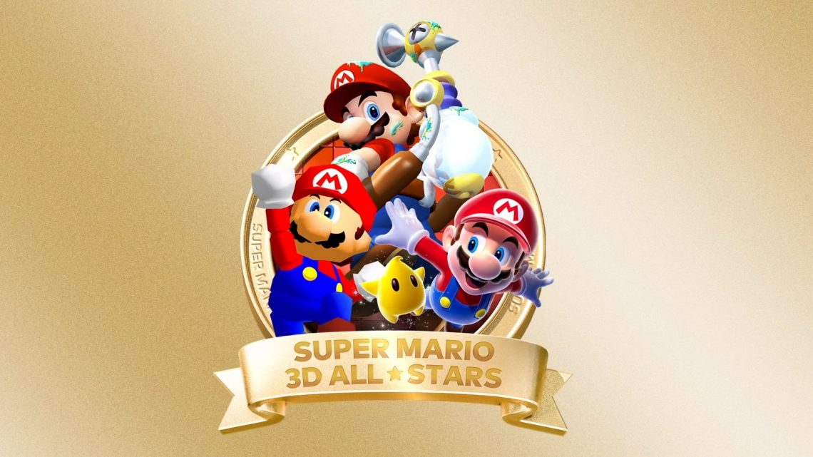 Super Mario 3D All-Stars | Atualização (1.1.0) já está disponível, inclui opção de câmera invertida, suporte ao controle de GameCube em Super Mario Sunshine, e mais
