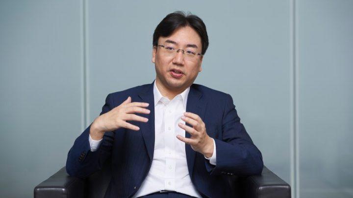 """Bloomberg: Shuntaro Furukawa, o presidente global da Nintendo, diz que a produção do Nintendo Switch está """"completamente recuperada"""""""