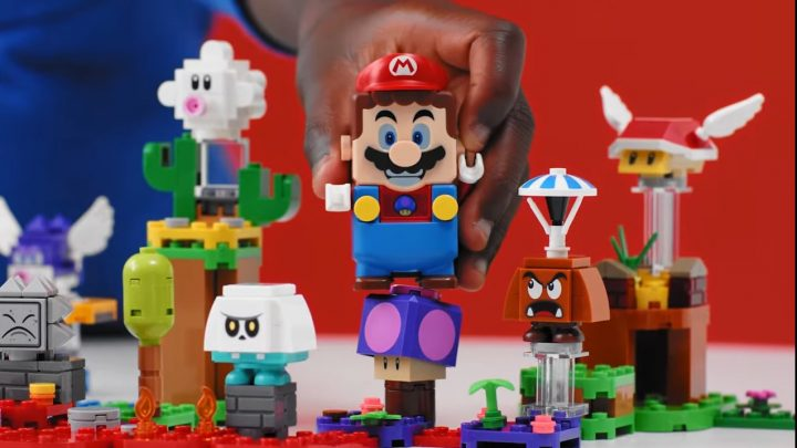 LEGO Group anuncia o LEGO Super Mario – Master Your Adventure Maker Set