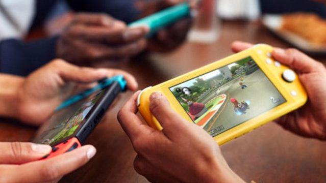 Reino Unido: Nintendo Switch é o item mais popular da Black Friday 2020