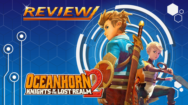 [Review] Oceanhorn 2: Knights of the Lost Realm