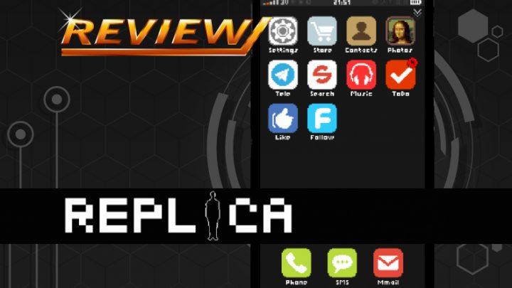 [Review] Replica