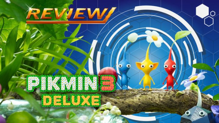 Review | Pikmin 3 Deluxe