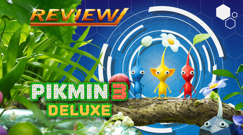 [Review] Pikmin 3 Deluxe
