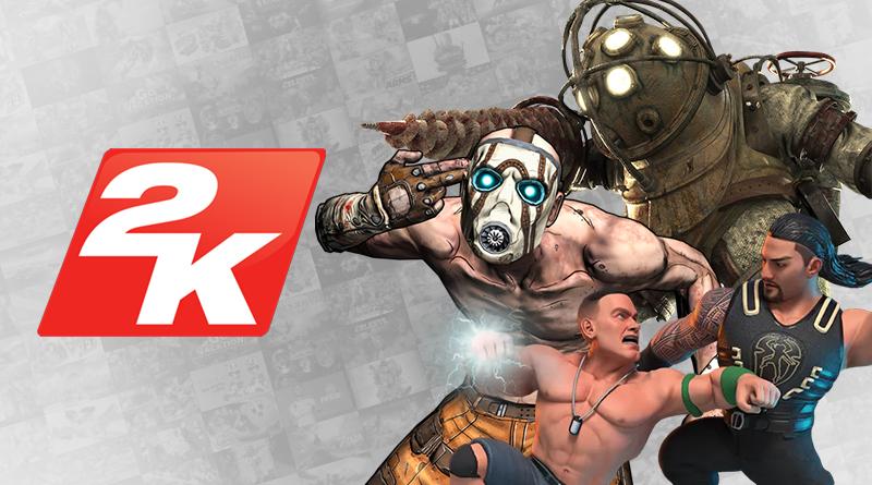 2K Publisher Sale | Ofertas com até 75% de desconto na eShop em jogos como WWE 2K Battlegrounds, BioShock: The Collection, jogos de Borderlands, e mais