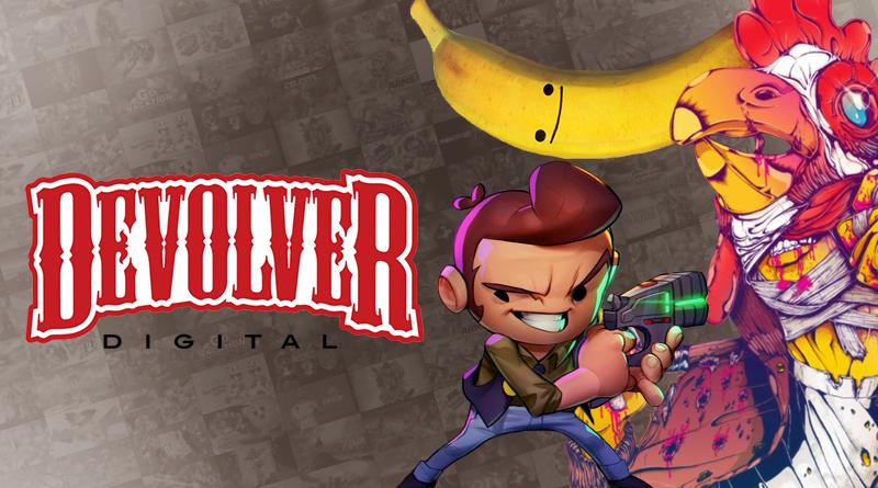 Devolver Digital Cyber Deals   Ofertas com até 75% na eShop em jogos como Enter the Gungeon, Exit the Gungeon, Hotline Miami Collection, e mais