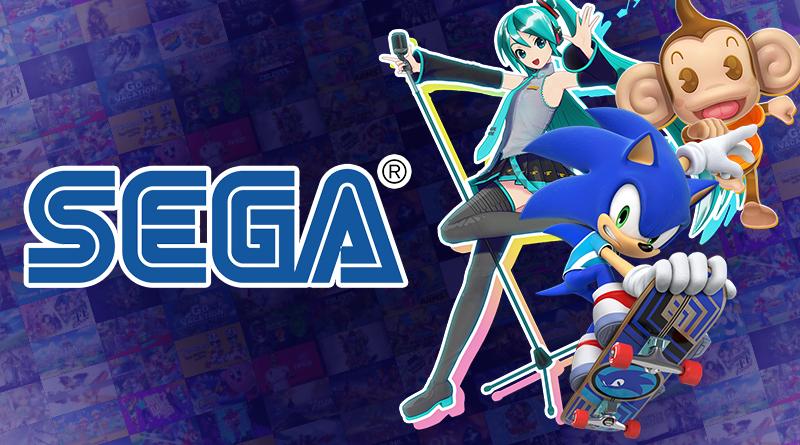 SEGA Cyber Deals   Ofertas com até 70% de desconto na eShop em jogos como Mario & Sonic at the Olympic Games Tokyo 2020, Hatsune Miku: Project Diva Mega Mix, e muito mais