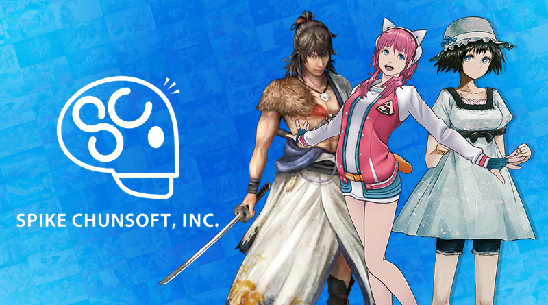 Spike Chunsoft Cyber Deals | Ofertas com até 80% de desconto na eShop em jogos de Steins;Gate, AI: The Somnium Files, Katana Kami: A Way of the Samurai Story, e mais