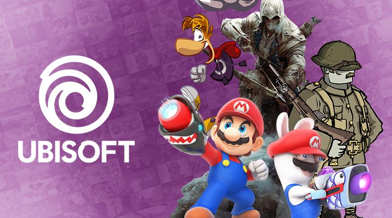 Ubisoft Publisher Sale | Ofertas com até 75% de desconto em jogos como Mario + Rabbids Kingdom Battle, jogos de Assassin's Creed, Starlink: Battle for Atlas, e mais