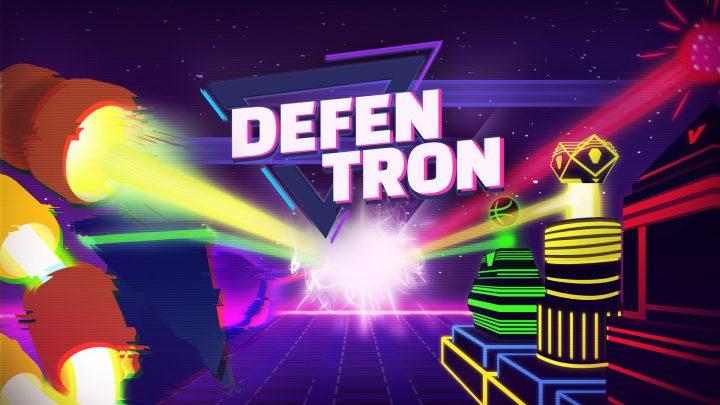 Defentron, um Tower Defense 3D com visuais retrô, está a caminho do Nintendo Switch