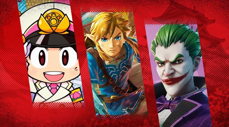 Famitsu: Ranking de vendas no Japão entre os dias 16 e 22 de novembro