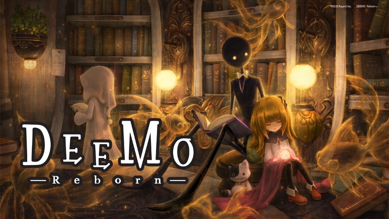 Jogo rítmico Deemo -Reborn- está a caminho do Nintendo Switch