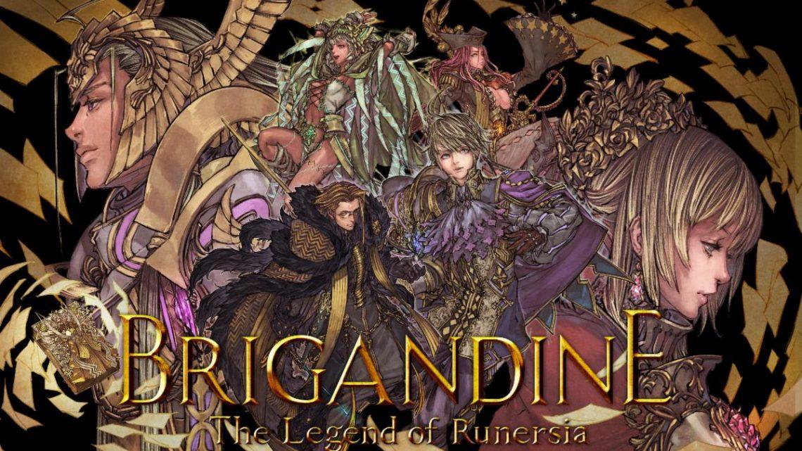 """Brigandine: The Legend of Runersia   Atualização """"Titans and the Iron Front"""" já está disponível; Notas do patch"""