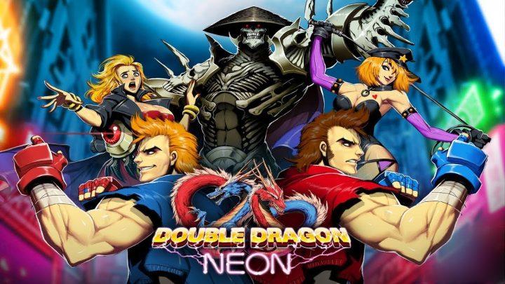 Majesco Entertainment e WayForward anunciam o beat 'em up side-scrolling Double Dragon Neon para o Nintendo Switch