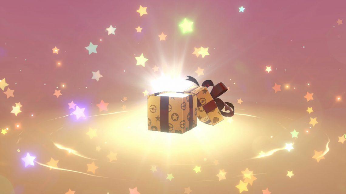 Pokémon Sword/Shield   Resgate uma Gold Bottle Cap através do novo código de Mystery Gift