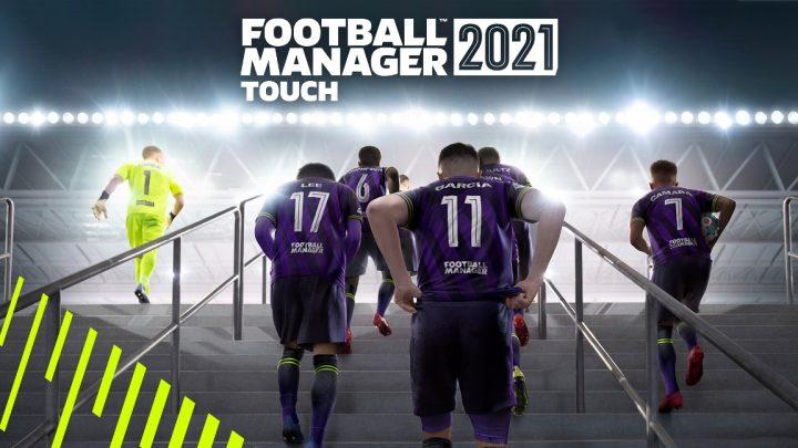 Football Manager 2021 Touch já esta disponível na eShop do Nintendo Switch