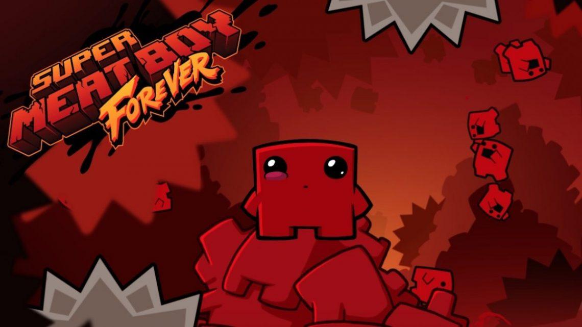 Super Meat Boy Forever chega ao Nintendo Switch em 23 de dezembro através da eShop