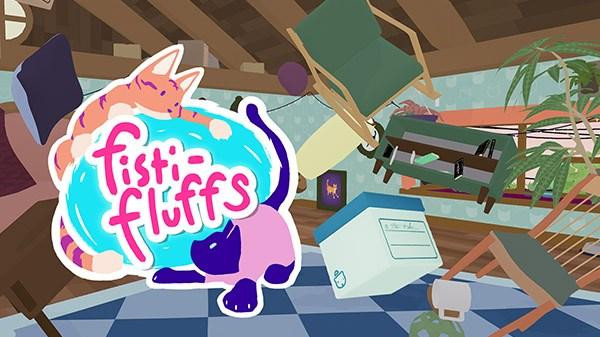 Fisti-Fluffs, jogo de luta com gatos baseado em física, está a caminho do Nintendo Switch