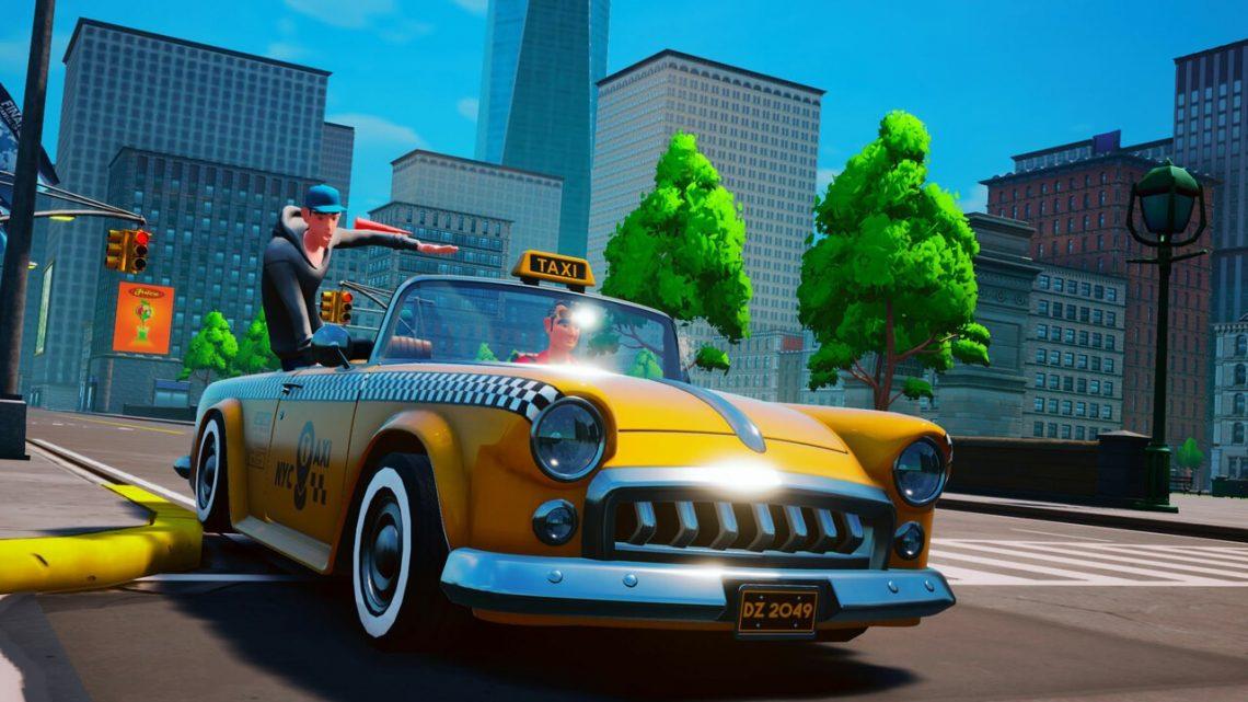 Taxi Chaos, um sucessor espiritual do clássico Crazy Taxi da SEGA, está a caminho do Nintendo Switch