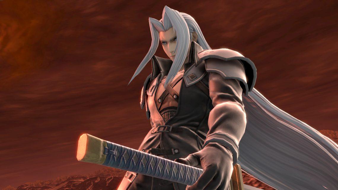 Super Smash Bros. Ultimate | Sephiroth chega em 22 de dezembro como parte do Fighters Pass Vol. 2, revelado roupas de Mii Fighters beseadas em Geno, Barret, Tifa e Aerith