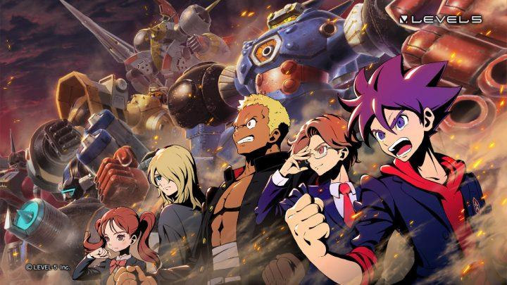 Megaton Musashi | Novo trailer para a Jump Festa 2021 Online, vídeos de gameplay