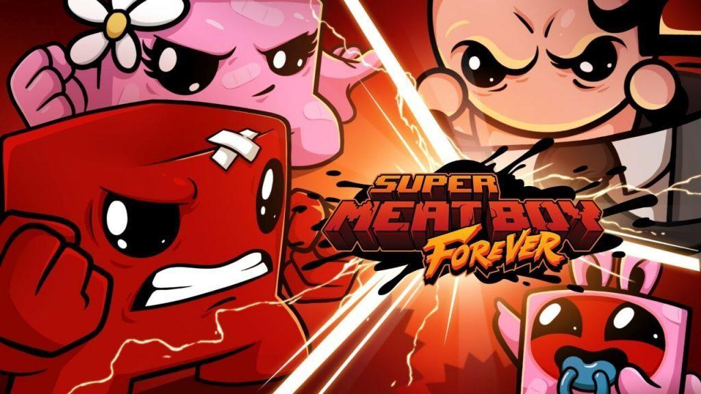 Tamanho do arquivo para futuros títulos de Switch – Super Meat Boy Forever, Override 2: Super Mech League, Fantasy Tavern Sextet -Vol. 2, e mais