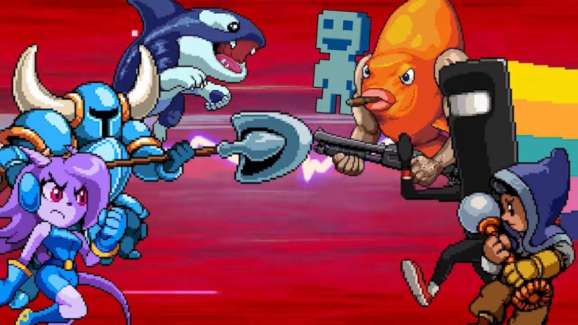 Lowe Bros. Studios anuncia o brawler de plataforma Indie Pogo para o Nintendo Switch