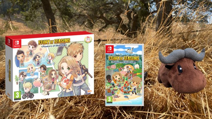 """Story of Seasons: Pioneers of Olive Town 
