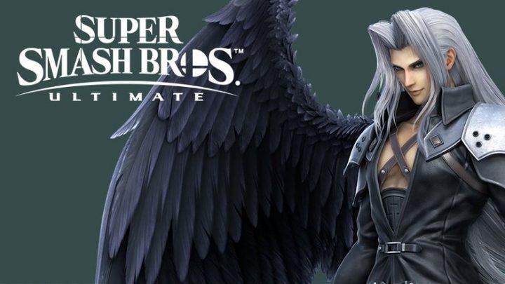 Super Smash Bros. Ultimate | Vídeo de apresentação do lutador de DLC Sephiroth acontecerá no dia 17 de dezembro