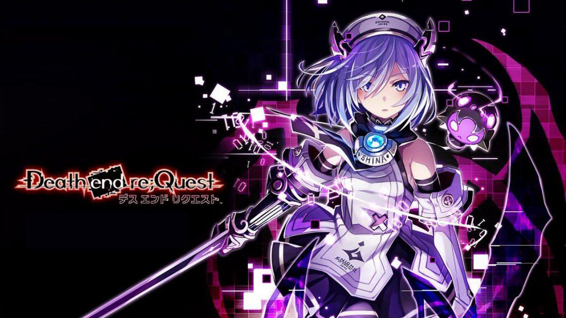 Compile Heart faz teaser para um port de Death end re;Quest para o Nintendo Switch