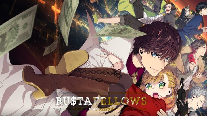 Visual novel de suspense Bustafellows está sendo localizado para o inglês, sequência Bustafellows Season 2 está em desenvolvimento