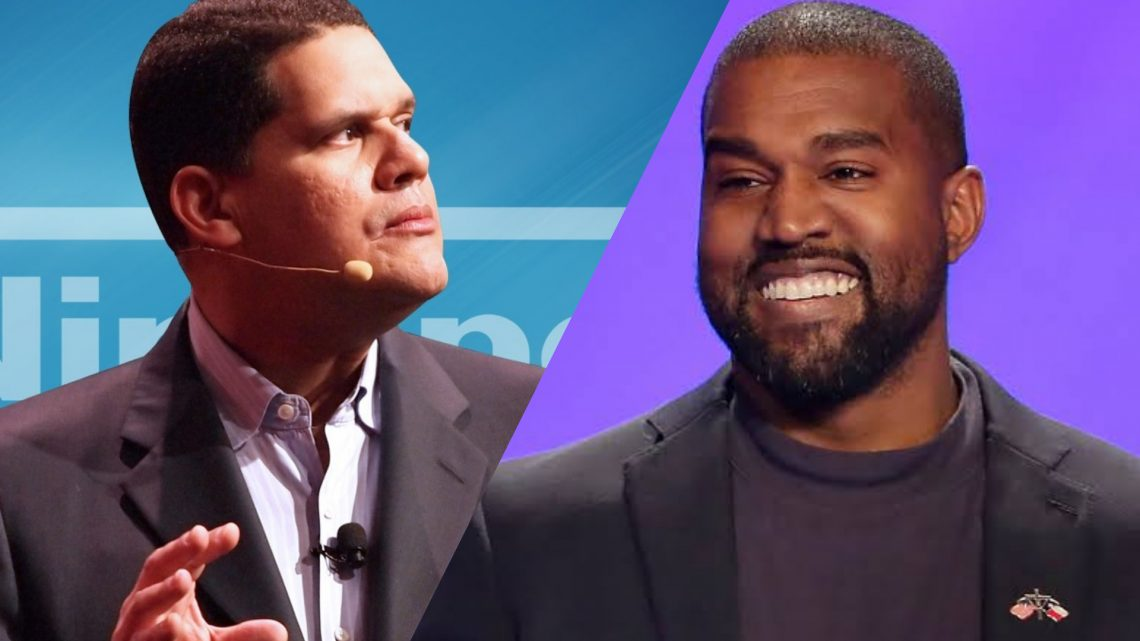 Reggie Fils-Aime, o ex-presidente da Nintendo of America, conta como Kanye West uma vez tentou se juntar à Nintendo para criar um videogame