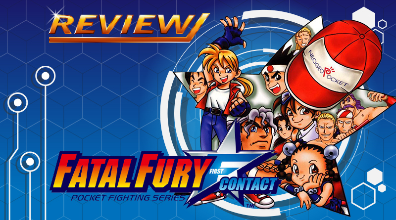 Review   Fatal Fury: First Contact