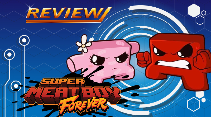 Review | Super Meat Boy Forever
