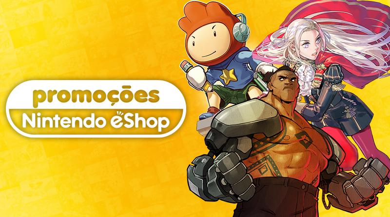 Promoções na eShop da América do Norte | Fire Emblem: Three Houses, Streets of Rage 4, jogos da Warner Bros., e muito mais
