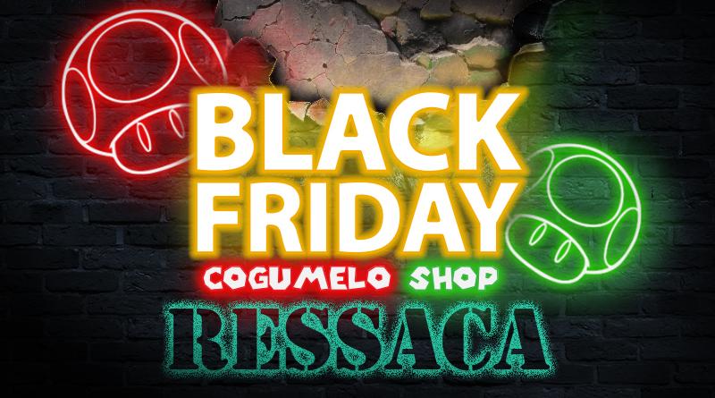 Ressaca Black Friday: Ofertas na Cogumelo Shop traz diversos jogos em mídia física com desconto por tempo limitado