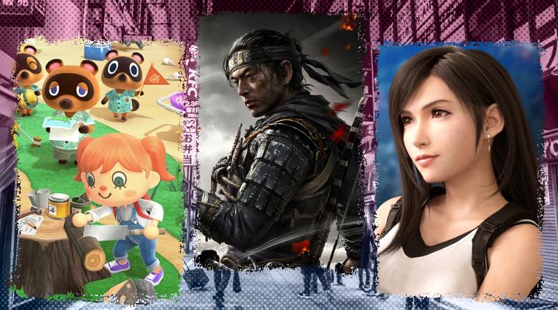 Famitsu revela os vinte jogos favoritos de 2020 dos desenvolvedores de jogos e personalidades do Japão