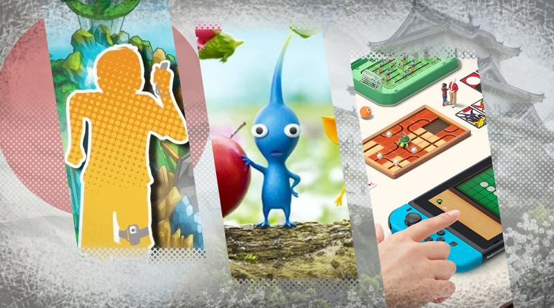 Famistu: Top 30 jogos mais vendidos no Japão entre os dias 14 e 20 de dezembro