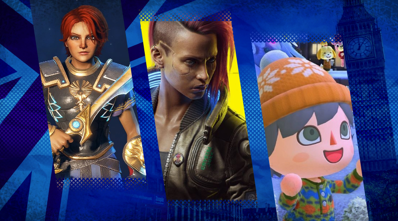 Reino Unido: Top 40 jogos mais vendidos entre os dias 20 e 26 de dezembro