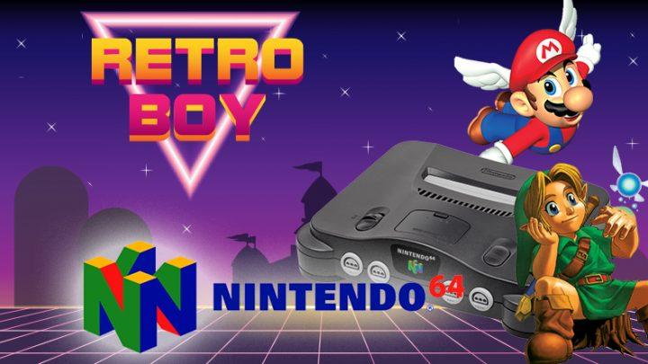 [RetroBoy] O legado do Nintendo 64