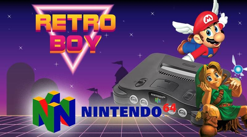 RetroBoy | O legado do Nintendo 64