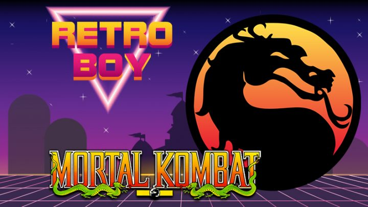 [RetroBoy] Mortal Kombat