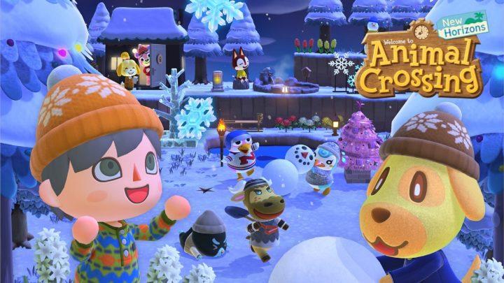 Reino Unido: Animal Crossing: New Horizons foi o segundo jogo mais vendido de 2020 em termos de cópias físicas