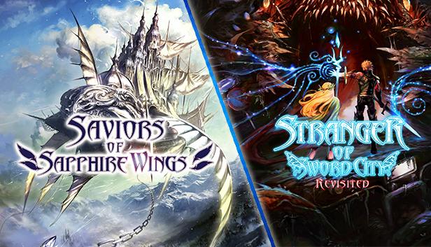Saviors of Sapphire Wings/Stranger of Sword City Revisited   Novo trailer apresenta os novos recursos em Stranger of Sword City Revisited