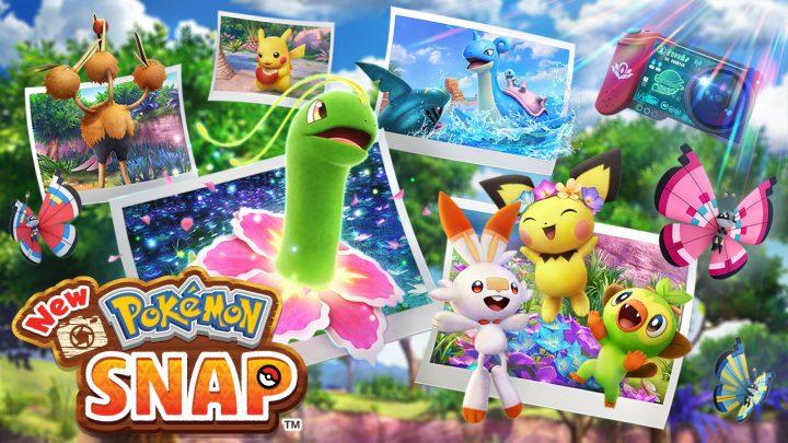New Pokémon Snap chega ao Nintendo Switch em 30 de abril; Novo trailer