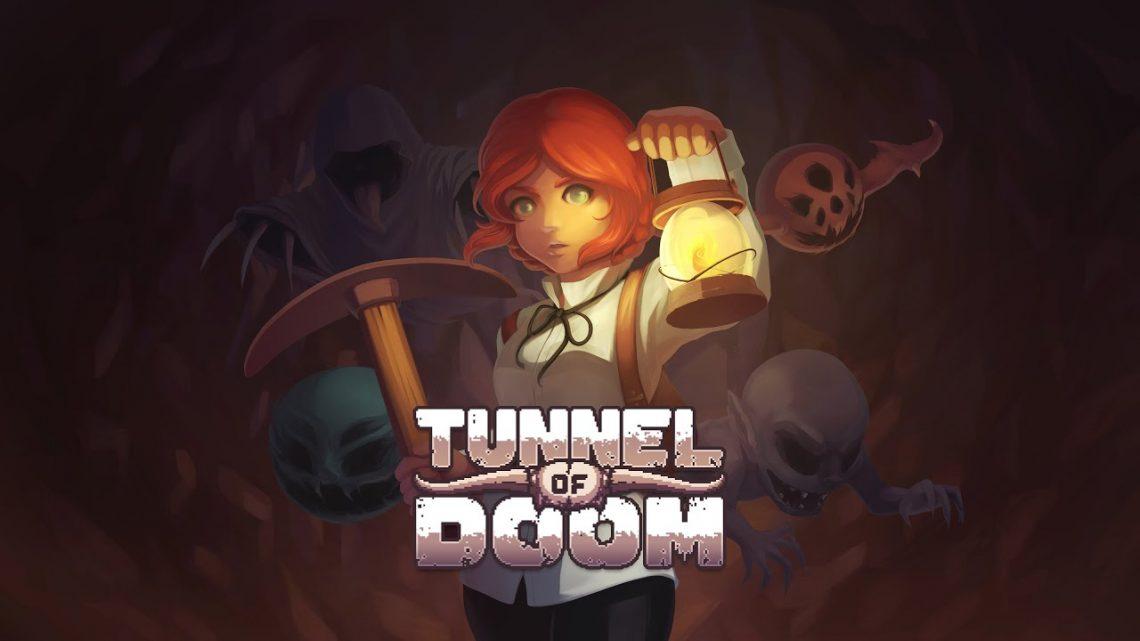 Digerati anuncia o híbrido de ação roguelite e tower defense Tunnel of Doom para o Nintendo Switch