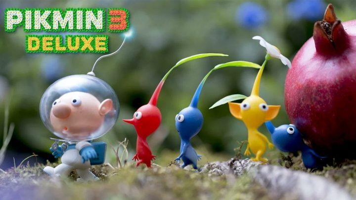 Pikmin 3 Deluxe se torna o jogo mais vendido de toda a série no Japão
