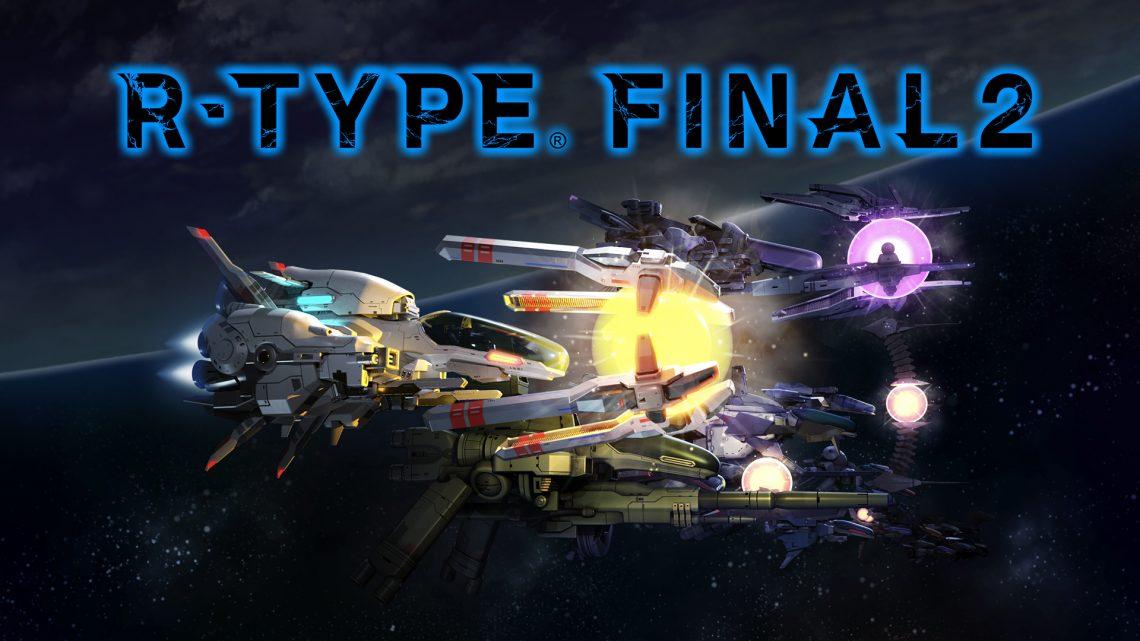 Shoot 'em up R-Type Final 2 chega ao Nintendo Switch em 29 de abril no Japão