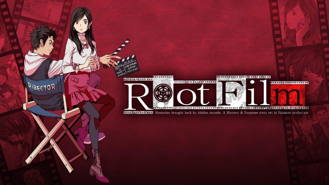 Visual novel de mistério Root Film chega ao Nintendo Switch em 19 de março no ocidente