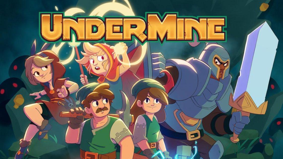 Roguelike de ação e aventura UnderMine chega ao Nintendo Switch em 11 de fevereiro